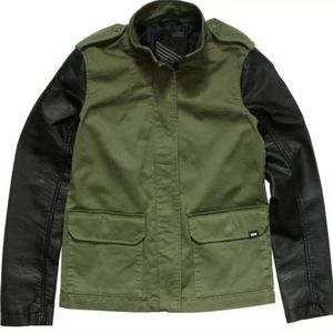 Vans Off The Wall Hawthorne Military Jacket